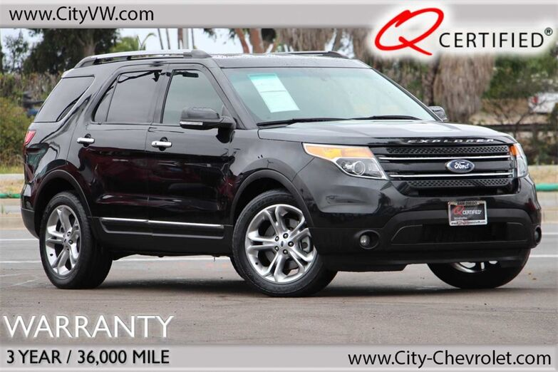2014 Ford Explorer Limited San Diego CA