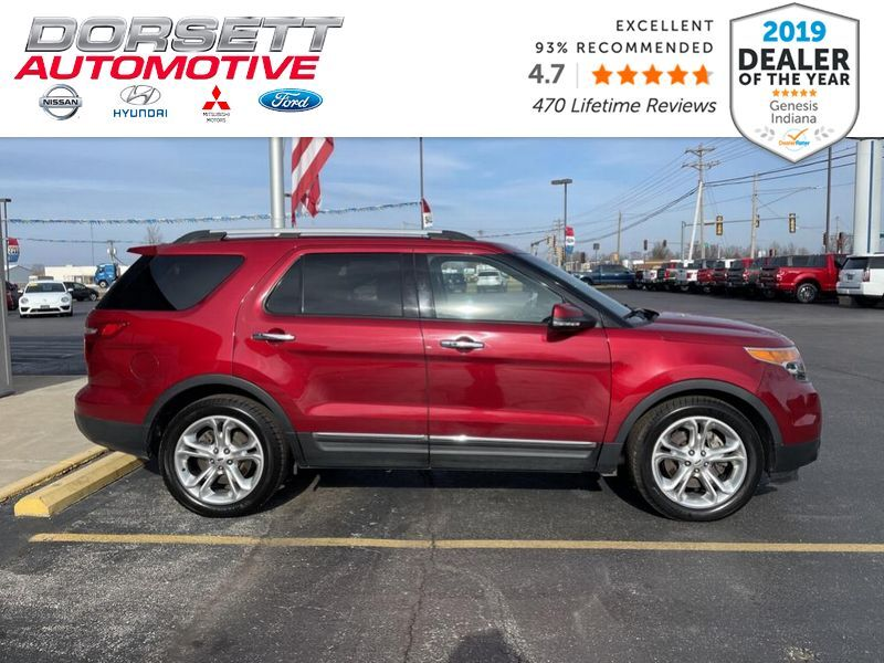 2014 Ford Explorer Limited Marshall IL