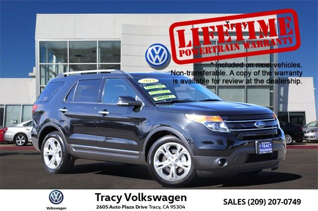 2014 Ford Explorer Limited Tracy CA