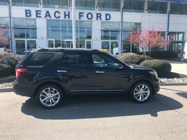 2014 Ford Explorer Limited Virginia Beach VA