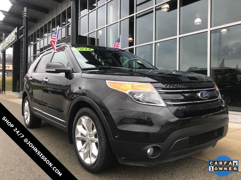 2014 Ford Explorer Limited Washington PA