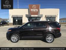 2014_Ford_Explorer_Limited_ Wichita KS