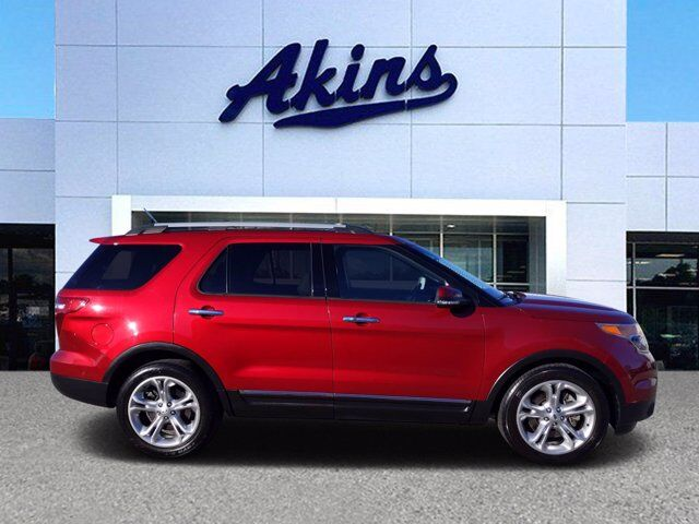 2014 Ford Explorer Limited Winder GA