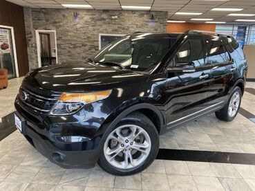 2014_Ford_Explorer_Limited_ Worcester MA