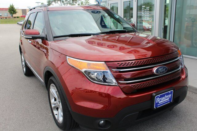2014 Ford Explorer Limited Green Bay WI