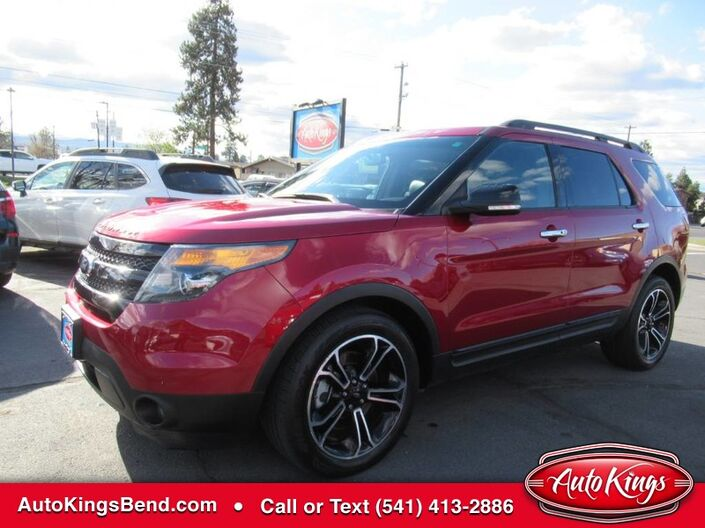 2014 Ford Explorer Sport Bend OR