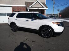 2014_Ford_Explorer_Sport_ East Windsor CT