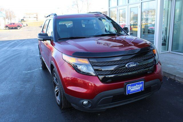 2014 Ford Explorer Sport Green Bay WI