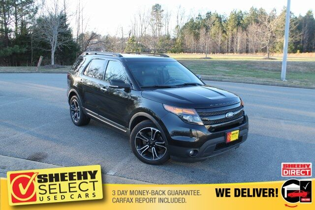 2014 Ford Explorer Sport Ashland VA