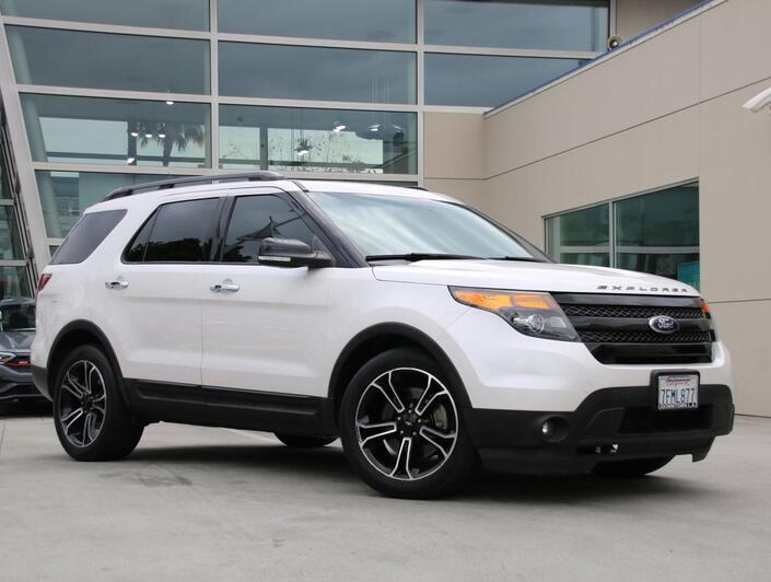 2014 Ford Explorer Sport Los Angeles CA
