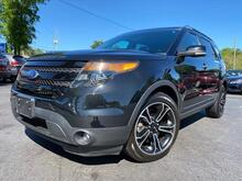 2014_Ford_Explorer_Sport_ Raleigh NC