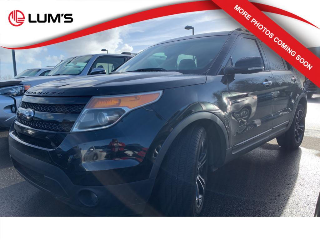 2014 Ford Explorer Sport Warrenton OR