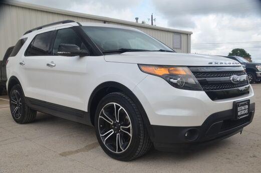 2014 Ford Explorer Sport Wylie TX