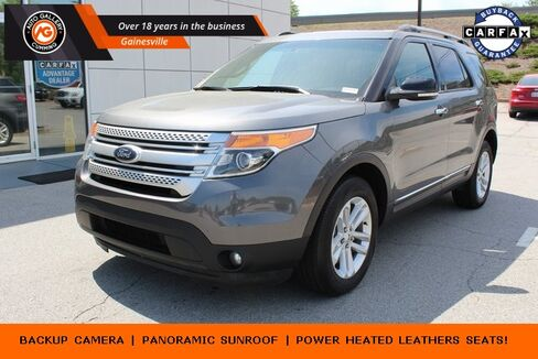 2014_Ford_Explorer_XLT_ Gainesville GA