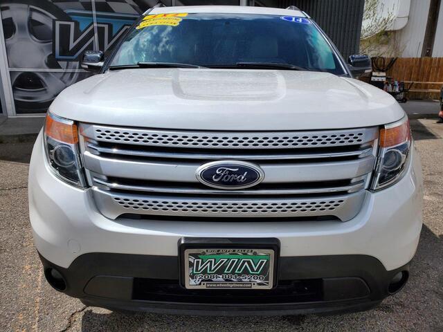 2014 Ford Explorer XLT  Idaho Falls ID