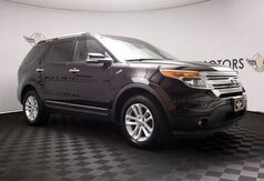 2014_Ford_Explorer_XLT 4WD Rear Camera,Bluetooth,Heated Seats,3Row_ Houston TX