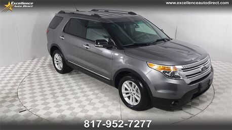 2014_Ford_Explorer_XLT CRUISE CONTROL,BCK-CAM,LEATHER WRAPPED STR WHEEL.._ Euless TX