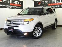 Ford Explorer XLT FLEX FUEL PANORAMIC ROOF REAR CAMERA REAR PARKING AID HEATED LEATHER SE 2014
