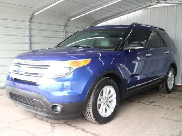 2014 Ford Explorer XLT FWD Dallas TX
