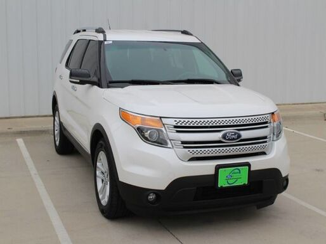2014_Ford_Explorer_XLT_ Longview TX