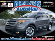 2014 Ford Explorer XLT Miami Lakes FL