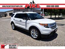2014_Ford_Explorer_XLT_ Pampa TX