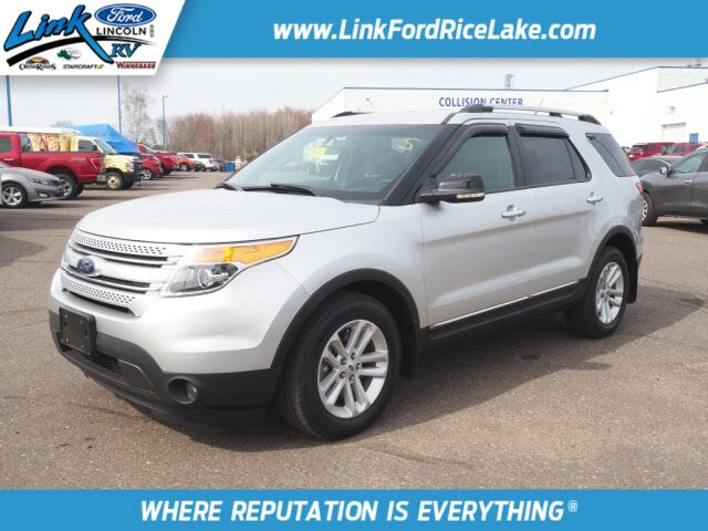 2014 Ford Explorer XLT Rice Lake WI