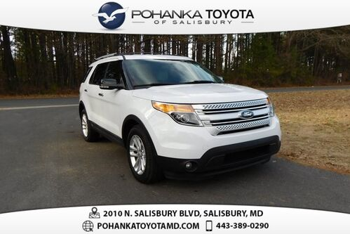 2014_Ford_Explorer_XLT_ Salisbury MD