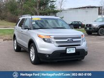 2014 Ford Explorer XLT South Burlington VT