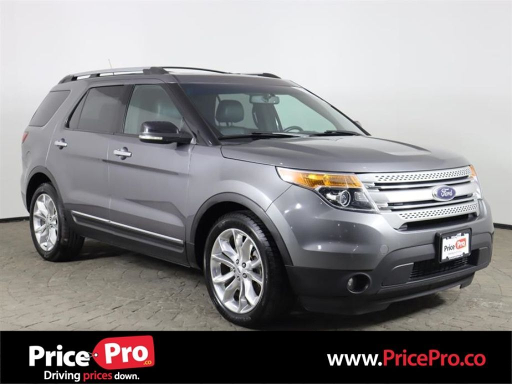 2014 Ford Explorer XLT V6 w/Heated Leather/Sunroof Maumee OH