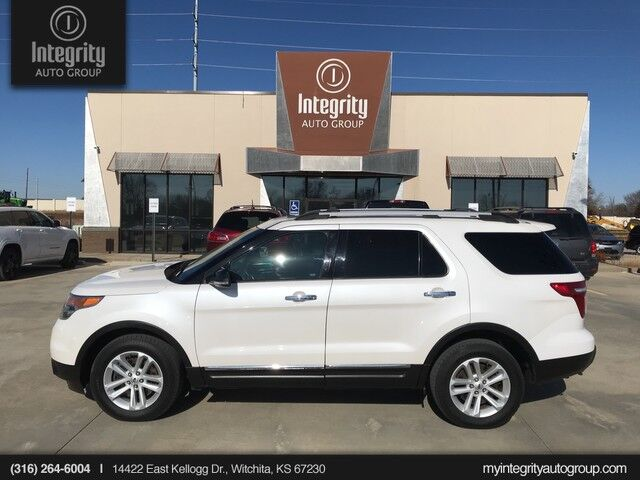 2014 Ford Explorer XLT Wichita KS