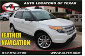 2014 Ford Explorer XLT with LEATHER