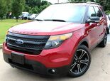 2014 Ford Explorer w/ NAVIGATION & LEATHER SEATS