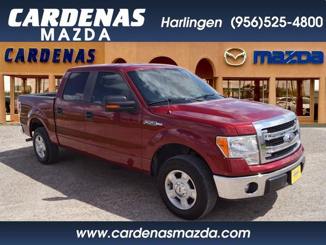 2014 Ford F-150  Harlingen TX