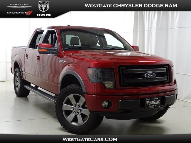 2014 Ford F-150  Raleigh NC