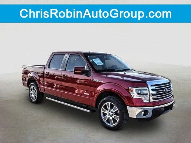 2014 Ford F-150 2WD SUPERCREW 145 LARIAT Midland TX