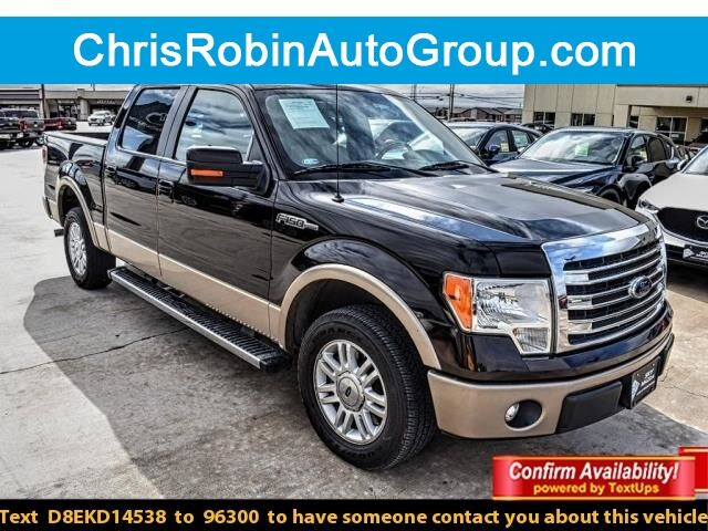 2014 Ford F-150 2WD SUPERCREW 145 LARIAT Odessa TX