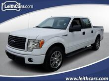2014_Ford_F-150_2WD SuperCrew 145 STX_ Cary NC