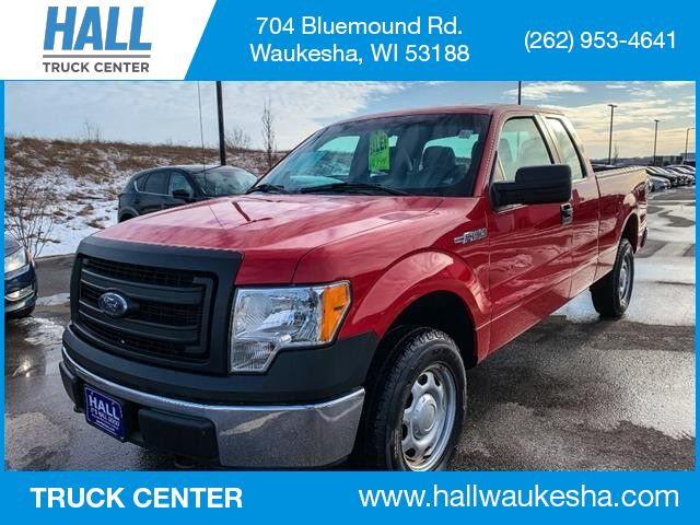 2014 Ford F-150 4WD SUPERCAB XCAB Waukesha WI