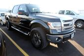 2014 Ford F-150 4WD SUPERCREW 145 F