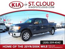 2014_Ford_F-150_4WD SUPERCREW 145  XLT_ St. Cloud MN