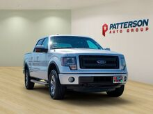 2014_Ford_F-150_4WD SUPERCREW FX4_ Wichita Falls TX