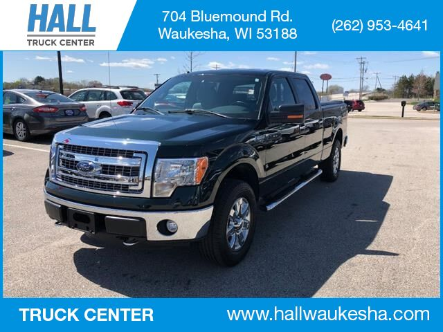 2014 Ford F-150 4WD SUPERCREW  XLT Waukesha WI