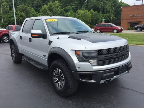 2014_Ford_F-150_4WD SVT Raptor_ Evansville IN