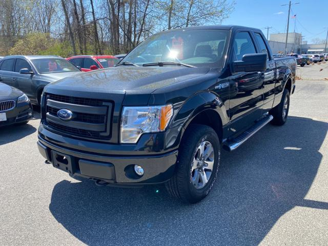 2014 Ford F-150 4WD SuperCab 145 STX Pittsfield MA
