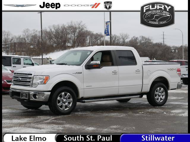 2014 Ford F-150 4WD SuperCrew 145 Lariat St. Paul MN