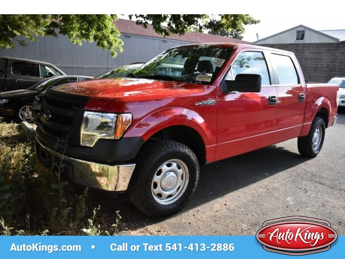 2014 Ford F-150 4WD SuperCrew 145  XL Bend OR