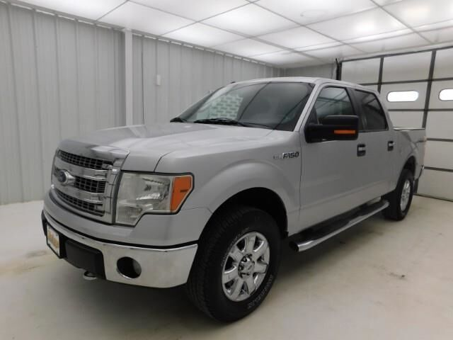 2014 Ford F-150 4WD SuperCrew 145 XL Manhattan KS