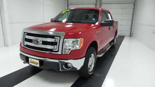 2014 Ford F-150 4WD SuperCrew 145 XL