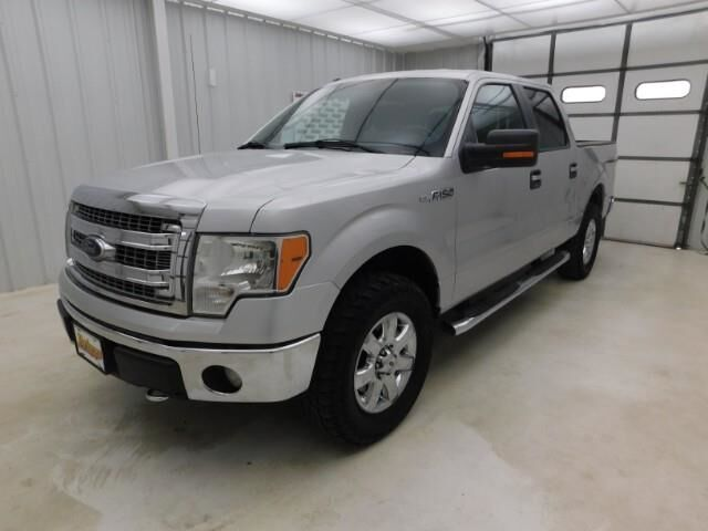 2014 Ford F-150 4WD SuperCrew 145 XLT Manhattan KS